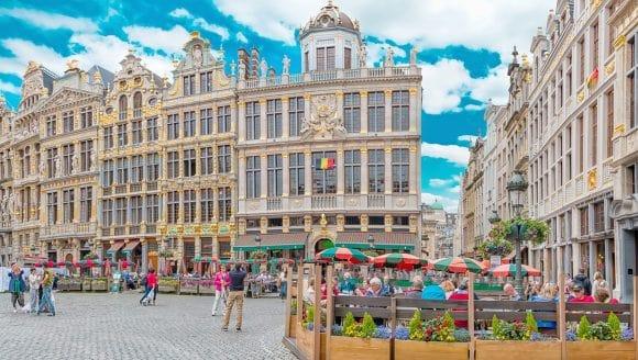 Экскурсия в Бельгию (Брюссель, Брюге)