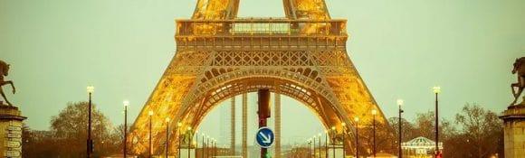 Обзорная автомобильная экскурсия по Парижу